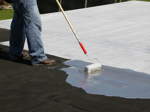 Acrylic Roof Coating Waterproofing