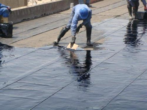 Bituminous Membrane Waterproofing