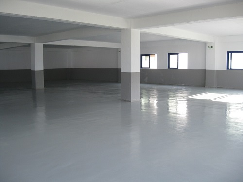 PU Industrial Flooring