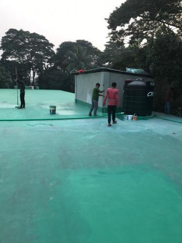 ROOFTOP WATERPROOFING IN BANGLADESH